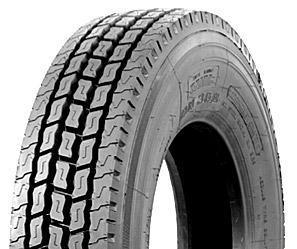 ADL67 Premium Closed Shoulder Drive (HN308+) Tires