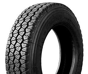 HN366+ Premium Open Shoulder Drive Tires