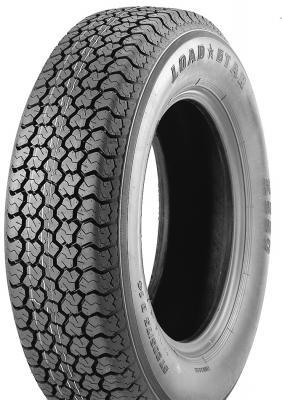 Loadstar K550 Tires